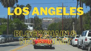 LA blockchain NFT Summit Grit Daily