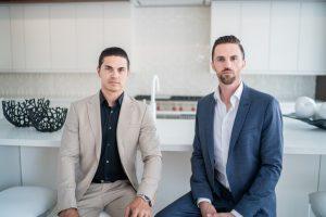 European real estate duo Maximilian de Melo and Patrick Niederdrenk